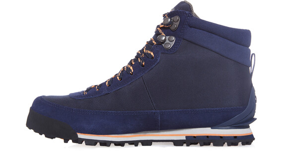 The North Face Back-To-Berkeley II Boots Women cosmic blue/impact orange